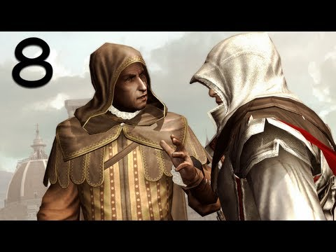 Assassin's Creed 2 - Walkthrough Part 8 - The Pazzi Conspiracy (Sequence 4)