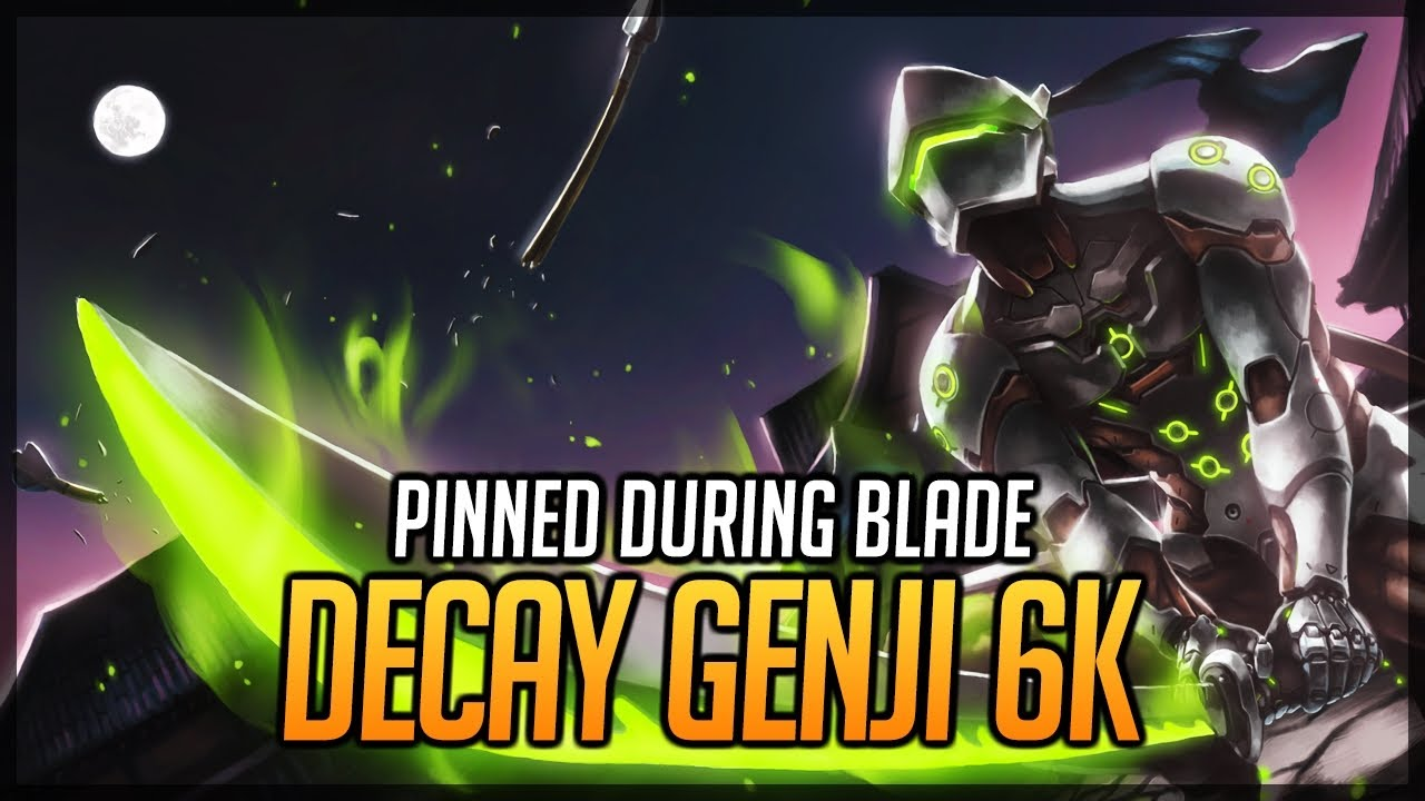 Download Decay Genji 6K Insane Timing - Pinned During Blade Gets 6k Anyway