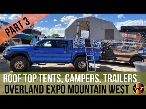 Adventure Built Interview 2021 Best of Overland Expo Mountain West