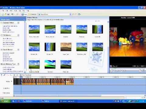 How to make stop motion movies with Windows Movie Maker