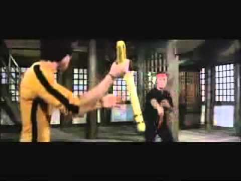 Rare Lost Game of Death Footage Bruce Lee and Dan Inosanto ...