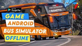 5 Game Android Bus Simulator OFFLINE Terbaik dan Terbaru | ETS - NYA ANDROID ! screenshot 4