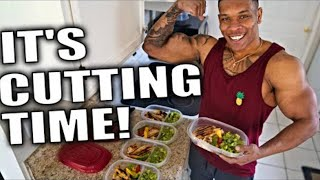 MY CUTTING DIET: Luฑch Meal Prep for the WEEK!