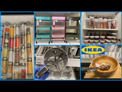 Ikea New Unique Kitchen Products|Latest And Useful Kitchen Products From Ikea|Ikea Kitchen Organiser