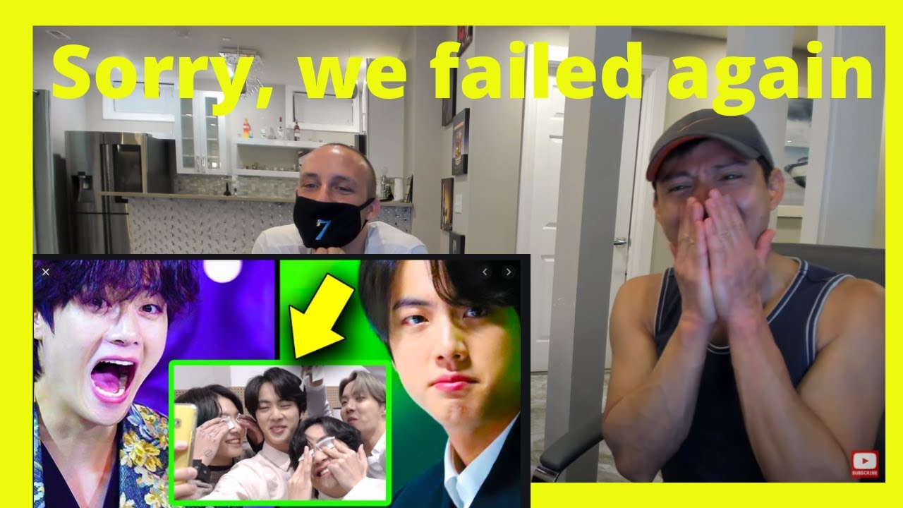 BTS (Important: Guess Angelo's Biases)  & BTS Try Not To Laugh Challenge 2020 Reaction