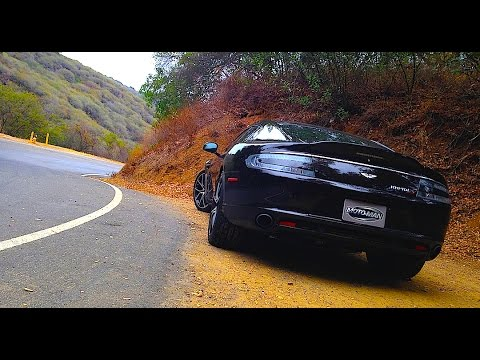 2015 Aston Martin Rapide S FIRST DRIVE REVIEW