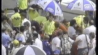 90年イギリスグランプリ冒頭