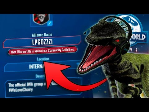 LUDIA TRIED TO BAN MY ALLIANCE CREATION?! - Jurassic World - Alive | Ep. 25