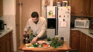"""Quick and Healthy with Mr G"" - Episode 17 ""Nothing Up My Sleeve... PESTO!"""