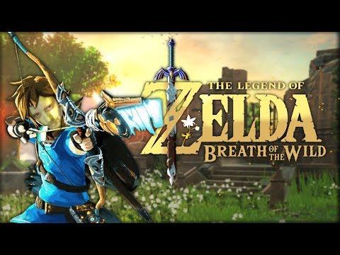 Zelda - Blind 3❤ Challenge   Breath of The Wild - A Divine & Shrines (streamed:  2/16/2018)