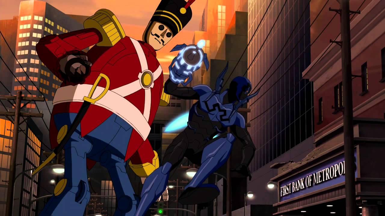 Toy man kills Superman! - YouTube