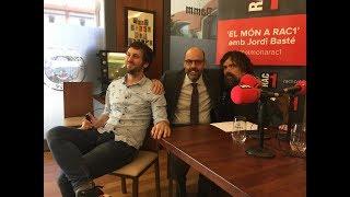Peter Dinklage i Raúl Arevalo, a 'El món a RAC1'