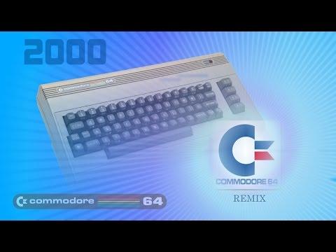 Commodore 64 Remix - Best of Remix64 charts 2000