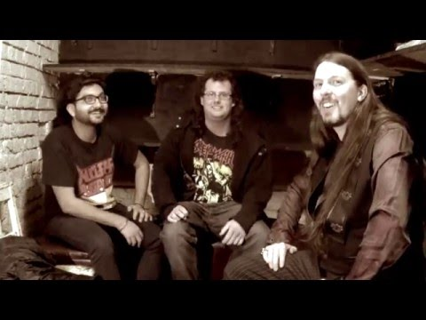 PARASITE Interview at Metal 2 The Masses London 2016