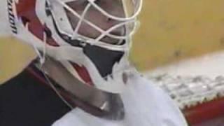 1997-98 Devils-Panthers Melee incl. Martin Brodeur