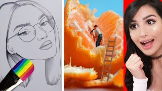 Creative People And Art On Another Level