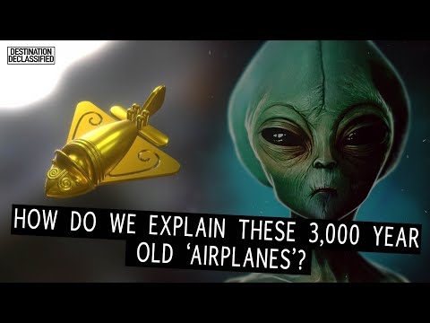 Ancient Aliens: Did a Civilisation Exist on Earth Before Humans? | Destination Declassified