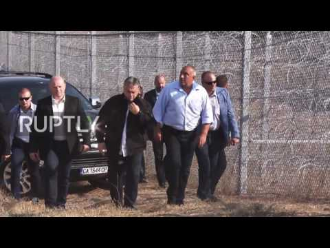 Bulgaria: Orban slams Luxembourg FM following border fence tour with Borissov