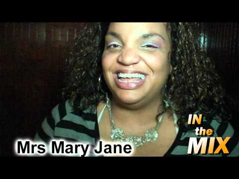 Mrs Mary Jane - about her blog talk radio show