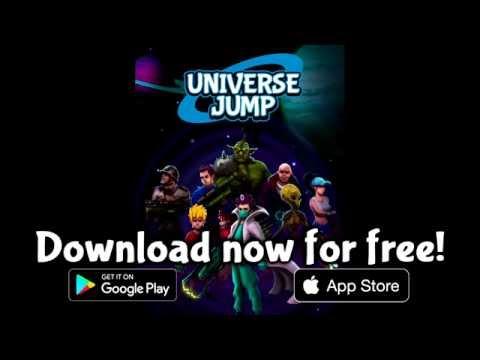 UNIVERSE JUMP TRAILER