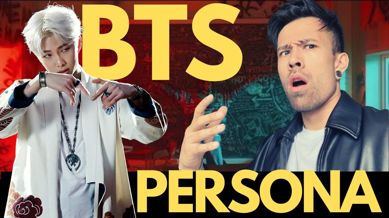 BTS PERSONA REACTION - (방탄소년단) MAP OF THE SOUL : PERSONA 'Persona' Comeback Trailer