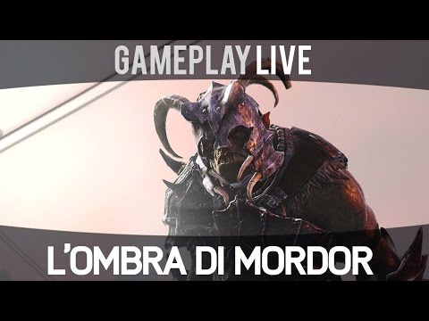 Shadow of Mordor - Everyeye.it e Parliamo di Videogiochi - Gameplay HD
