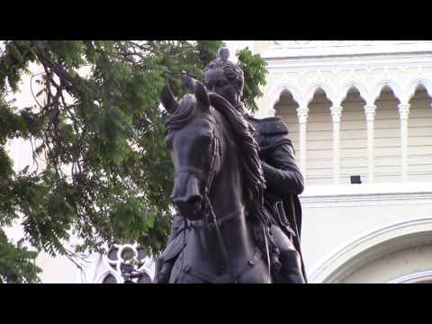 DOCUMENTAL MONUMENTOS DE GUAYAQUIL BYRON GARCIA