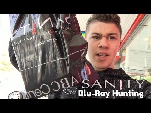 Sanity Blu-ray Hunting