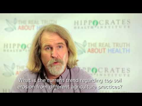 Dr. David Montgomery - Q & A on Maintaining Soil Quality