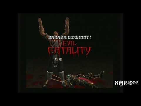 Mortal Kombat: Armageddon - Various Fatalities - Episode 52 - Baraka