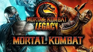 BEST OF THE BEST: Mortal Kombat 9 - 2011 (MK Legacy Part 9)
