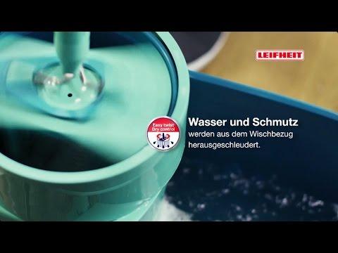 Leifheit Clean Twist Reinigungssystem Mit Rollwagen Bei Angela