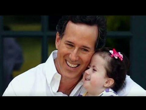Rick Santorum talks about his daughter Bella