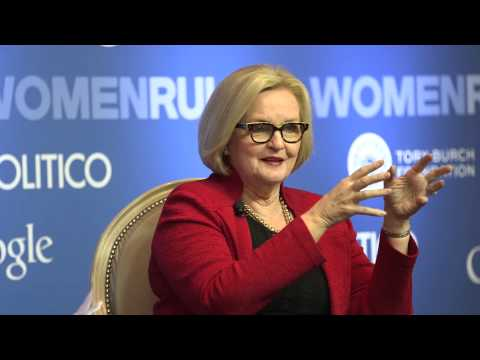 Women Rule: Full interview with Sen. Claire McCaskill