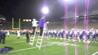 """Johnny Q"" performed by the UW Husky Marching Band"