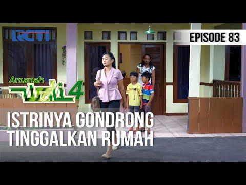 AMANAH WALI 4 - Gondrong Ditinggal Istrinya, Kasian Anak-anaknya [14 Juli 2020]