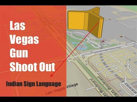 Las Vegas Gun Shoot Out: ISL Video