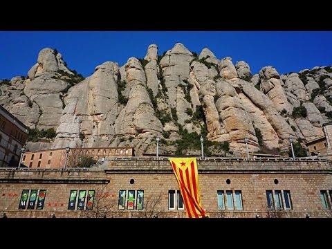 A Montserrat. Polifònica de Puig-reig i Cobla La Principal de la Bisbal. Sardana cantada