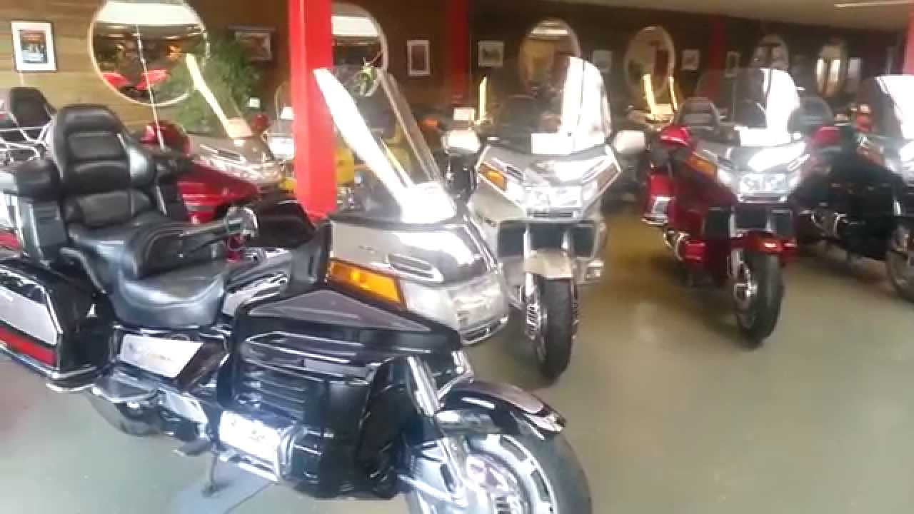 Bikers Best Honda Goldwing Renswoude Holland - YouTube