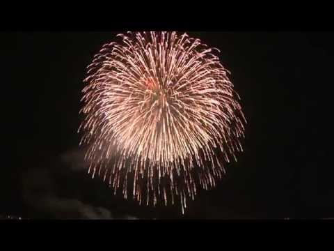 epic firework show