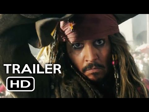 Thumbnail: Pirates of the Caribbean 5 Trailer #3 (2017) Johnny Depp Movie HD