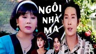 Cải Lương Xưa | Ngôi Nhà Ma - Vũ Linh Tài Linh | cải lương xã hội hài tâm lý trước 1975