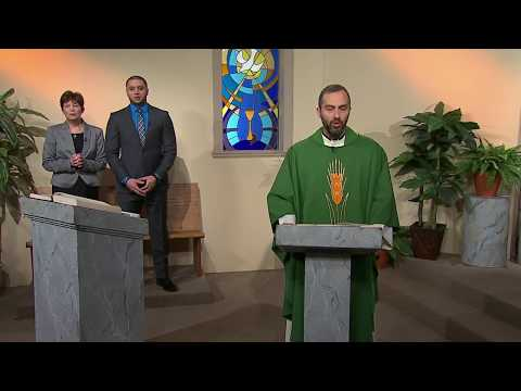 The Sunday Mass - 2nd Sunday in Ordinary Time (January 14, 2018)