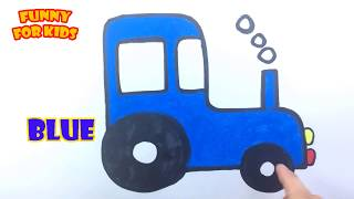 How to draw Agrimotor | Funny For Kids