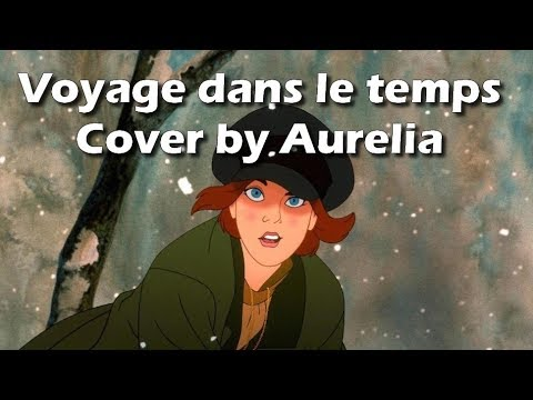 Cover aurelia anastasia voyage dans le temps youtube - Anastasia voyage dans le temps ...