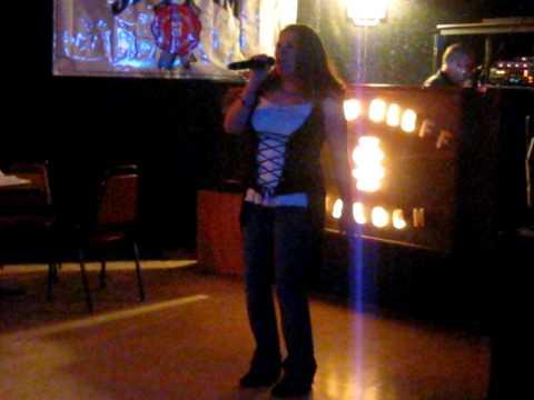 Karaoke at the Bluff