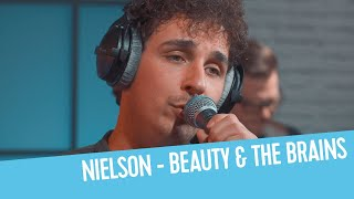 Nielson - Beauty & The Brains (The Underdog Project cover) | Live bij Q