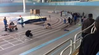 Легка атлетика Львів 2017 біг 200м