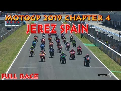 Jerez MotoGP Full Race Highlight  2019  SpainGP | Round 4 - Comment