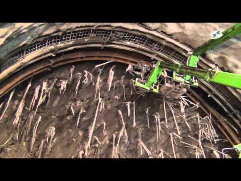 Опыт применения метода ADECO RS при строительстве тоннелей в РФ